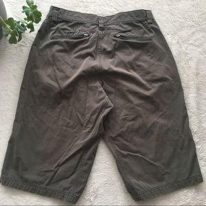 ibex Shorts - Ibex Men's chino shorts size 32 waist